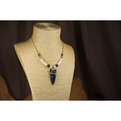 Pendant with obsidian tip PA1701